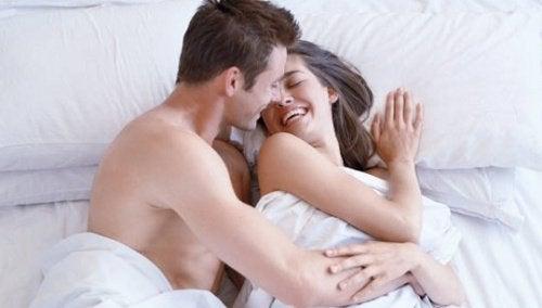 Странните неща, които могат да ви се случат след секс