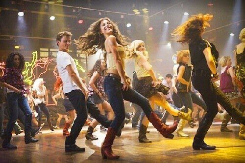 при симптоми на тревожност танцувайте