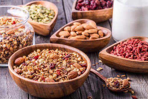 фибрите в храната подобряват правилното функциониране на червата