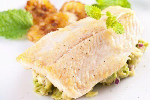 вредни риби с високо съдържание на живак