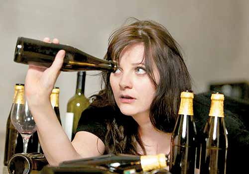 Страхът да останете без алкохол е признак за пристрастяване към алкохола
