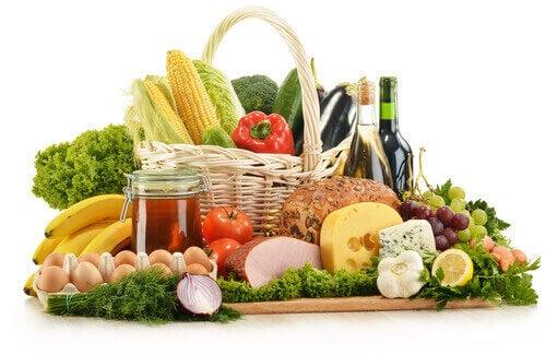 балансирано хранене е ключово при лечението на болестта на Крон
