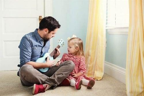 8 неща, които един баща трябва да направи, за да има силна дъщеря