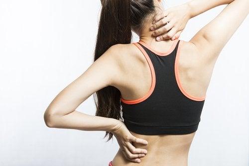 болка в мускулите поради липсата на достатъчно протеини