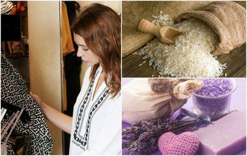 7 трика да се отървете от неприятните миризми в гардероба