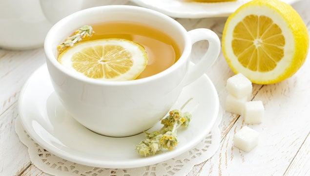 Отвара от лимонова кора при мастно чернодробно заболяване