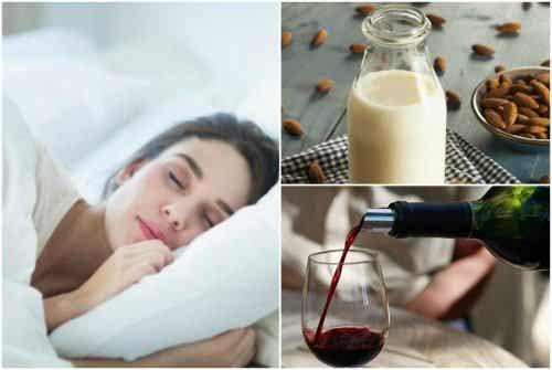 7 натурални напитки при проблеми със съня