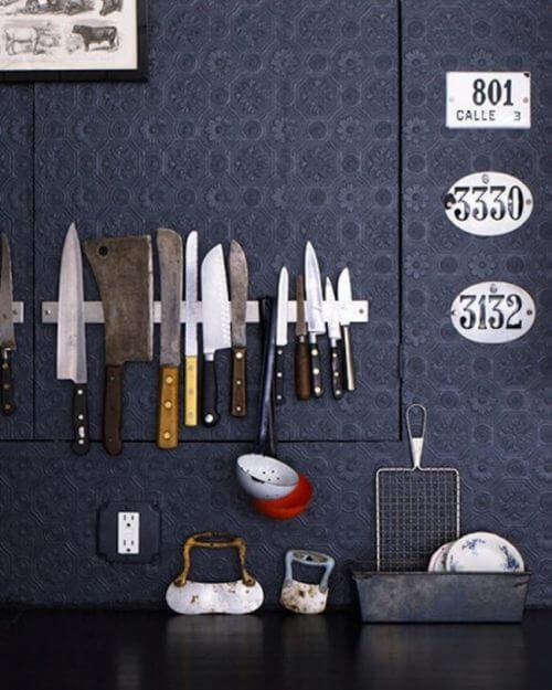 организирането на къщата - кухненските прибори