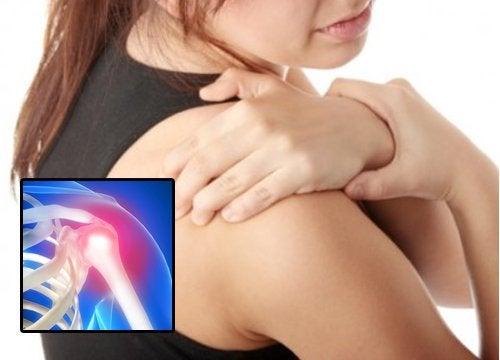 упражнения при тендинит на рамото