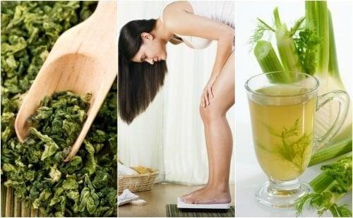Отслабнете лесно с помощта на тези 5 лечебни растения