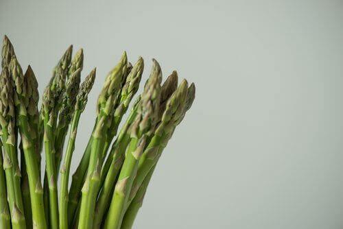 аспержите са от зеленчуците, богати на протеини