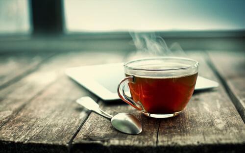 Червеният чай се радва на високо уважение и почит в Китай.