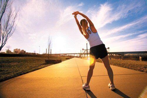 как да подобрите настроението си с физически упражнения