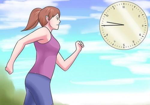 Колко дълго трябва да ходите, за да отслабнете