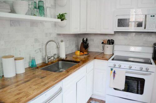 4 идеи за перфектно подреждане на малката кухня