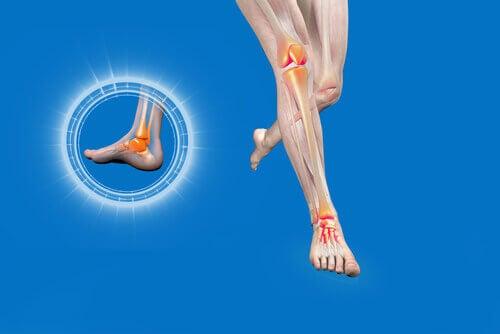 проприоцептивни упражнения при лезиите на глезена
