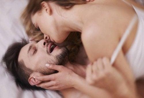 секс пози за повече наслада
