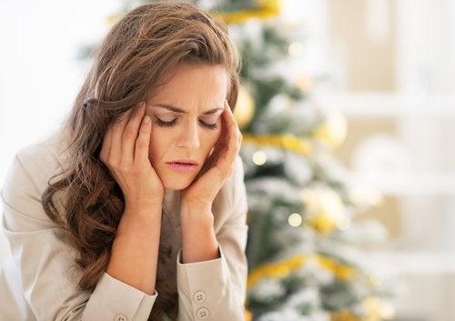 за да се отървете от мазнините на корема, опитайте да ограничите стреса