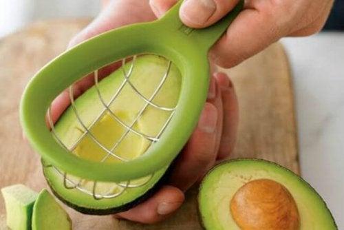 авокадо за отпушване на артериите