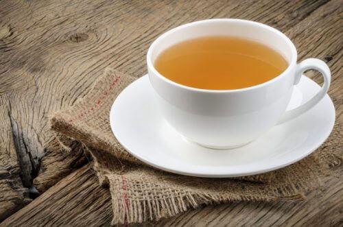 изпийте една гореща напитка за добър сън