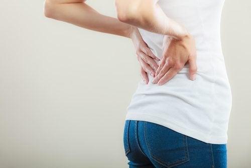 болка в гърба при рака на пикочния мехур