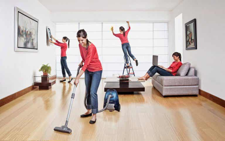 10 съвета за поддържане на чиста къща