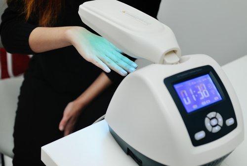 фототерапия за лечение на псориазиса