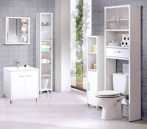 появата на тоалетната чиния променя начина на изхождане