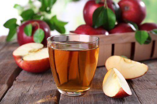 лимонов сок и ябълков оцет за разбиване на камъните в бъбреците