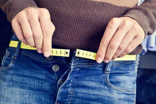 Напълняването не е единствената промяна в организма ви с напредването на възрастта