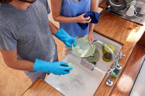почистване за подреден дом