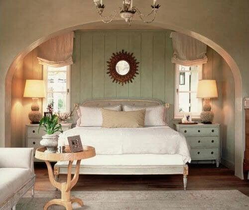 подредена спалня - подреден дом
