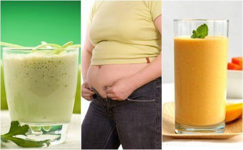 Забравете за подутия стомах с помощта на тези 5 смутита