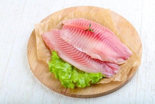опасни риби - риба тилапия