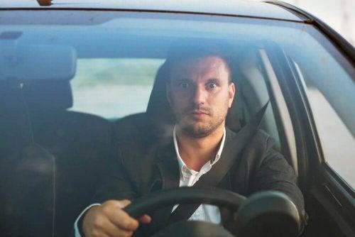 фобия от шофирането