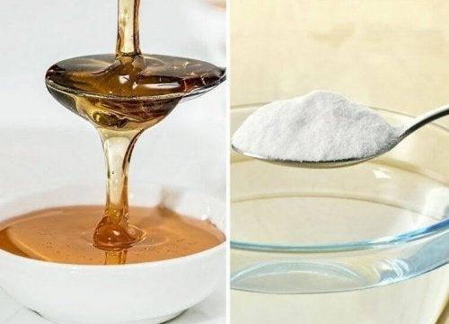 Открийте ползите на хлебната сода, смесена с мед