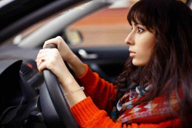 Факторът страх: защо се страхувате от шофирането?