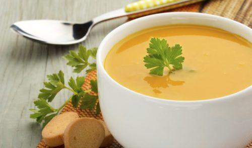 за да отслабнете, яжте супа за вечеря