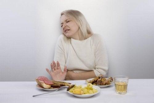 тревожни симптоми от газовете в червата