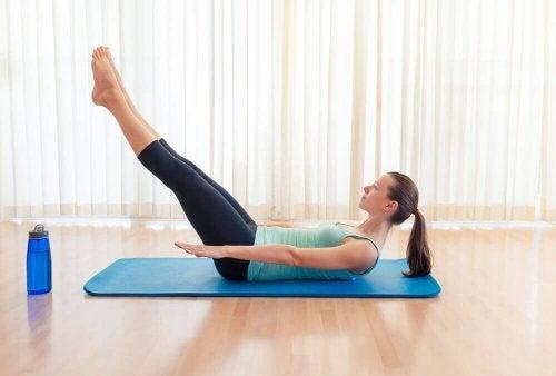 упражнения против разширените вени