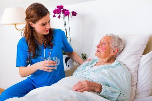 възрастта и високото кръвно налягане