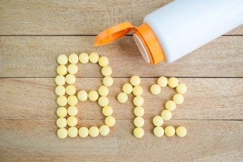 витамин В12 и събуждане през нощта