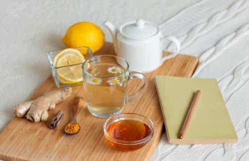 Активирайте метаболизма си с този пикантен чай