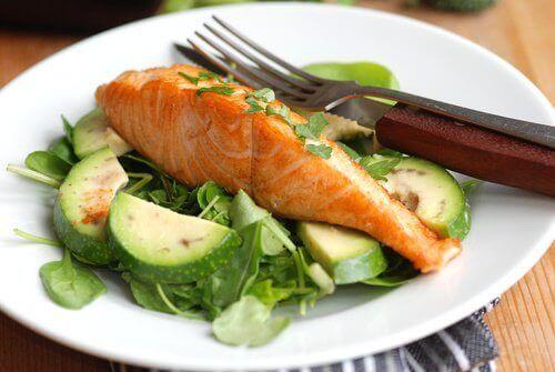 здравословна вечеря, ако искате да отслабнете