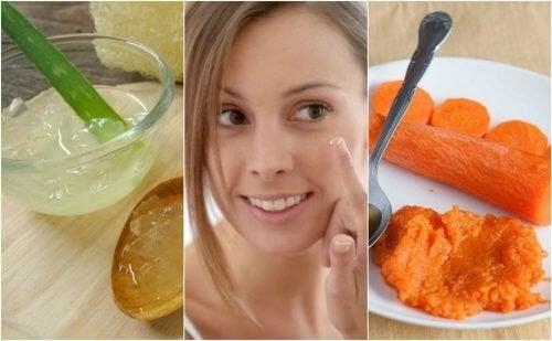 5 домашни кремове, които намаляват бръчките от смях