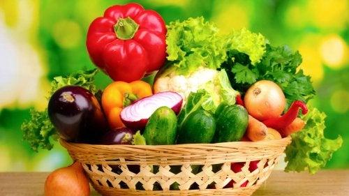 алкални храни против киселини