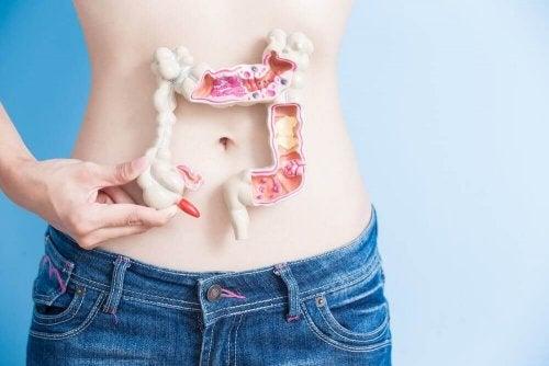 Симптом за проблеми с червата - психичен дисбаланс