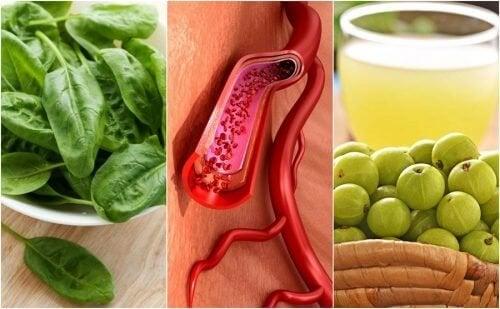 7-те най-подходящи храни за повишаване на тромбоцитите в кръвта