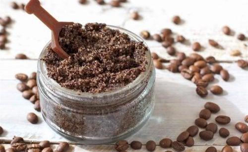 натурални средства против целулит - кафе