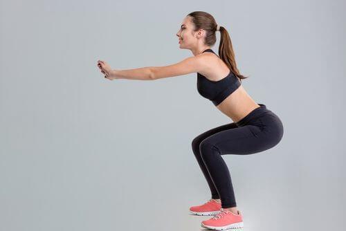 Упражнения за крака: клекове